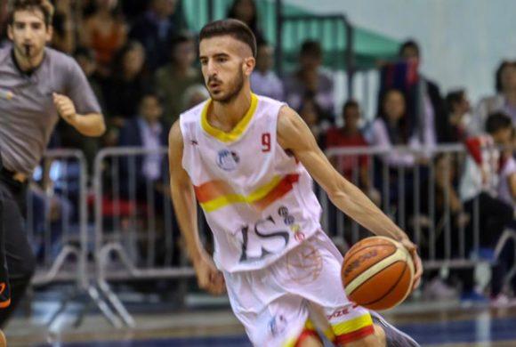 ZS Group Messina, la prima conferma è il giovane messinese Cristiano Scimone