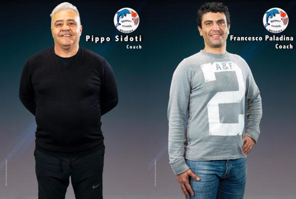 """ZS Group Messina, Sidoti e Paladina: """"Obiettivo migliorare il risultato dello scorso anno"""""""