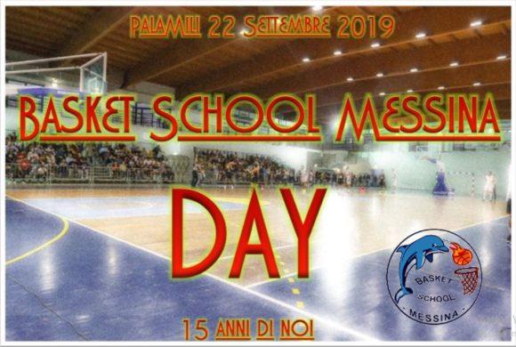 """Domenica 22 settembre al PalaMili il  """"Basket School Day 15 anni di noi"""""""