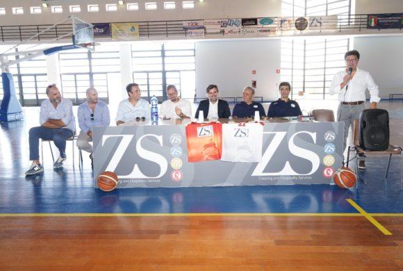 ZS Group Messina pronta alla nuova stagione. Entusiasmo alla presentazione.