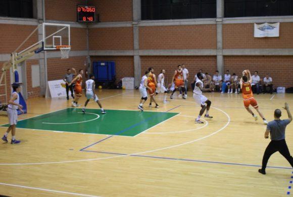 La ZS Group Messina sconfitta a Catania dopo un buon primo tempo