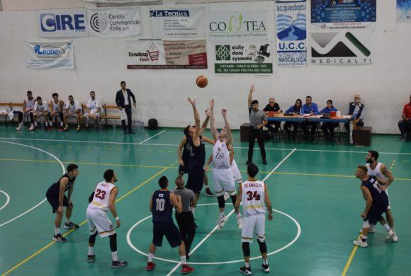 ZS Group Messina esordio amaro. Un Gravina più concreto si impone 67-59