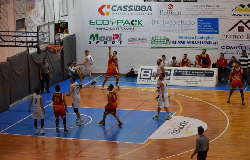 Super ZS Group Messina sbanca il PalaDavolos e aggancia Comiso al terzo posto